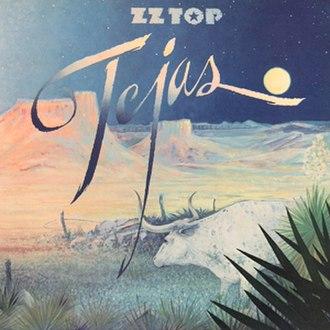 Tejas (album) - Image: ZZ Top Tejas