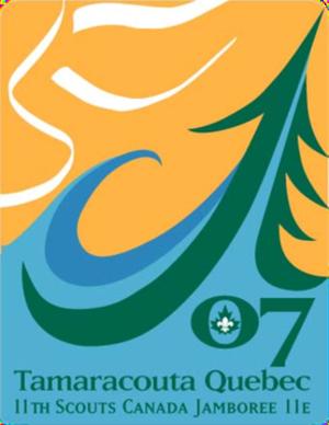 Canadian Scout Jamboree - Image: 11th Canadian Scout Jamboree