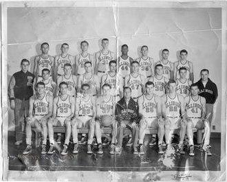 """1951–52 Illinois Fighting Illini men's basketball team - """"1951-52 Fighting Illini men's basketball team"""""""