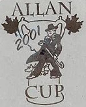 2001 Allan Cup - Image: 2001 Allan Cup