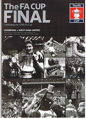 2006 FA Cup Final Programme