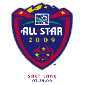 2009 MLS All-Star Game - Image: 2009 MLS All Star Game logo