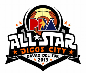 2013 PBA All-Star Weekend - Image: 2013 PBA All Star Game logo