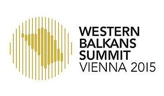2015 Western Balkans Summit, Vienna - Image: 2015 Western Balkans Summit Logo
