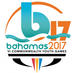 2017 Commonwealth Youth Games - Image: 2017 Commonwealth Youth Games logo