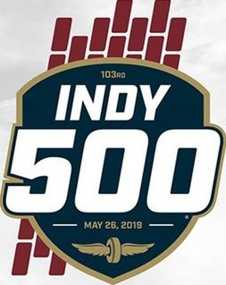 2019 Indianapolis 500 103rd running of the Indianapolis 500 motor race