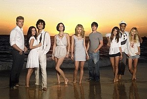 Season 3 cast image featuring the young cast w...
