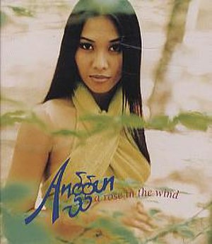 A Rose in the Wind - Image: A Rose in the Wind Single Cover