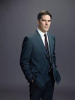Aaron Hotchner Character in American television series Criminal Minds