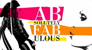 Absolutely Fabulous - Title card (2011–2012)