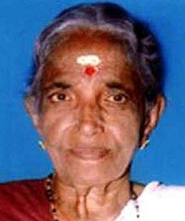 Adoor Bhavani Indian actress