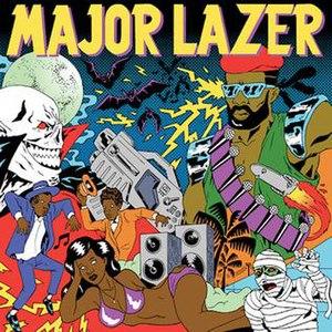 Guns Don't Kill People... Lazers Do - Image: Album Major Lazer Guns Don't Kill People Lazers Do
