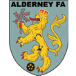 Alderney official football team - Image: Alderney FA
