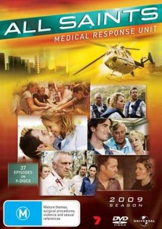All Saints (season 12) - 2009 Season DVD