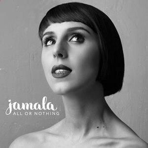 All or Nothing (Jamala album) - Image: All or Nothing (Jamala album cover art)