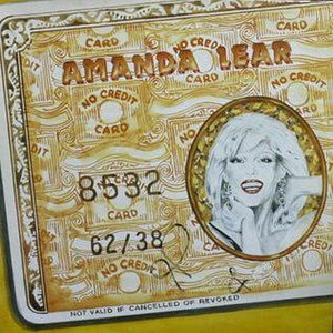 No Credit Card - Image: Amanda Lear No Credit Card