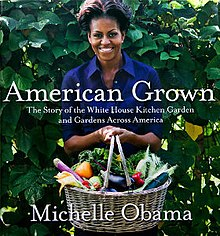 American Grown (Michelle Obama book).jpg