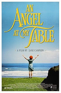 <i>An Angel at My Table</i> 1990 film by Jane Campion