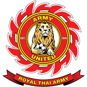 Army United F.C. - Logo of Army United in 100th Anniversary of the club founding in 2017
