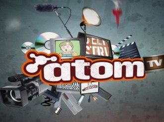Atom TV - Image: Atom TV Title Screen