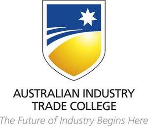 Australian Industry Trade College - Image: Australian Industry Trade College Logo