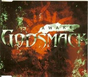 Awake (Godsmack song) - Image: Awakesinglecover