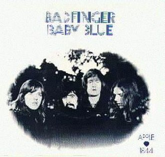 Baby Blue (Badfinger song) - Image: Baby blue sleeve
