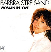Barbra Streisand - Woman in Love (studio acapella)