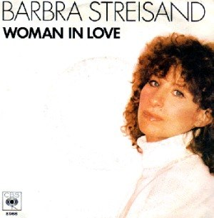 Woman in Love - Image: Barbra Streisand Woman In Love
