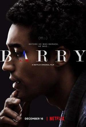 Barry (2016 film) - Film poster