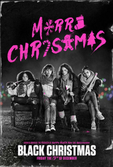 Dark Christmas.Black Christmas 2019 Film Wikipedia