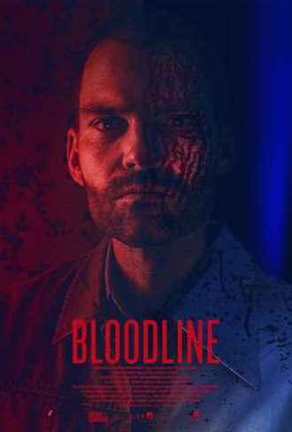 Bloodline (2018 film) - Theatrical release poster