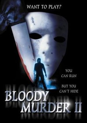 Bloody Murder 2: Closing Camp - Image: Bloody Murder 2 Closing Camp Film Poster