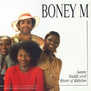 The Collection (1991 Boney M. album) - Image: Boney M. Sunny, Daddy Cool, Rivers Of Babylon (2001)
