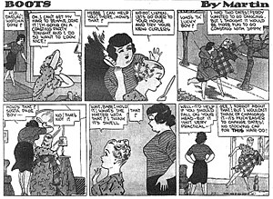 Boots and Her Buddies - Edgar Martin's Boots and Her Buddies (January 7, 1939)