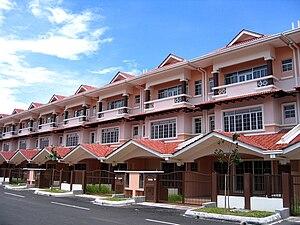 Bandar Bukit Tinggi - Residential homes at Bukit Tinggi in Klang