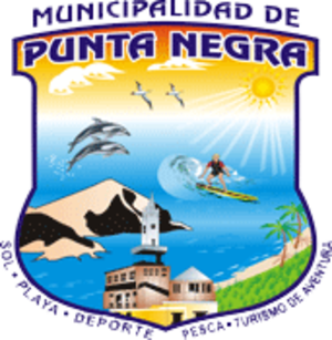 Punta Negra District - Image: COA Punta Negra District in Lima Province