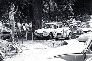 Car Ensemble of the Netherlands - Car Ensemble of the Netherlands; Rotterdam, Netherlands, 1984