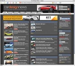 Car Design News - Car Design News homepage