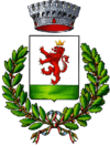 Coat of arms of Caresanablot