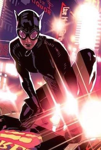 Adam Hughes - Image: Catwoman Vol 3