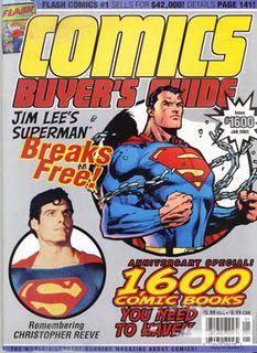 <i>Comics Buyers Guide</i>