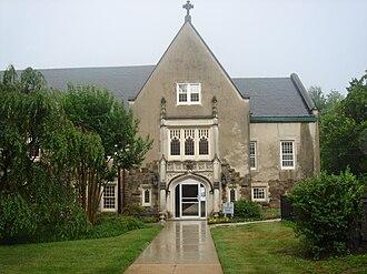 Cedarcroft, Baltimore - Cedarcroft School ca. 1923