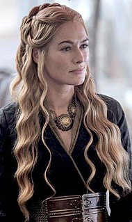 Cersei Lannister character in A Song of Ice and Fire