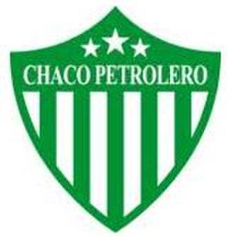 Chaco Petrolero - Image: Chaco Petrolero