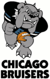 Chicago Bruisers logo