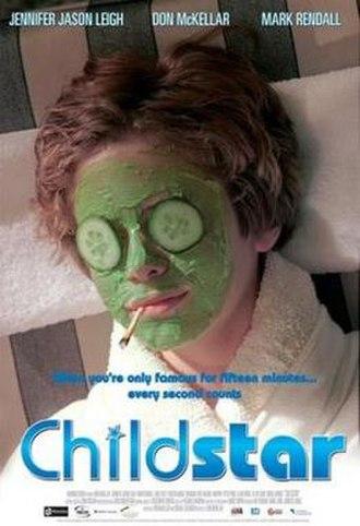 Childstar - Image: Childstar Film Poster