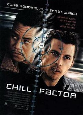 Chill Factor (film) - Theatrical release poster