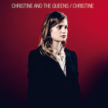 Christine Official Single Cover By Christine And The Queens Png