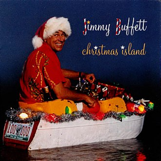 Christmas Island (Jimmy Buffett album) - Image: Christmas Island (album)